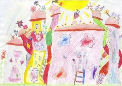 Kinderbild Fantasie 1