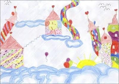 Kinderbild Fantasie 2