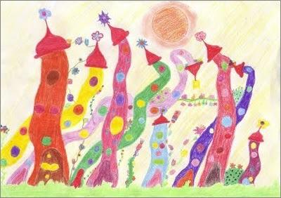 Kinderbild Fantasie 3
