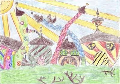Kinderbild Fantasie 5