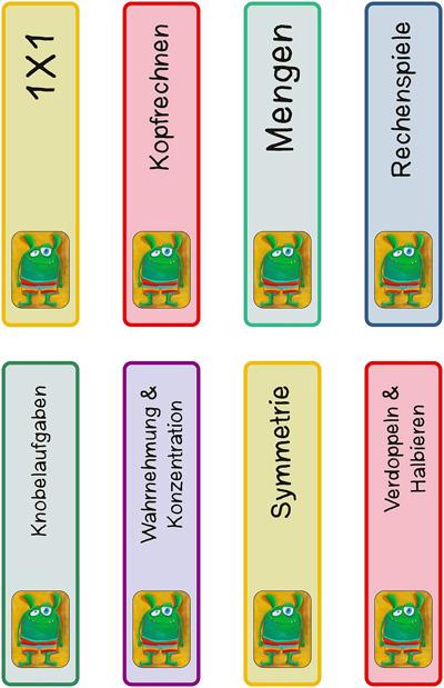 Unterrichtsmaterial-Ordner beschriften-Mathe-3