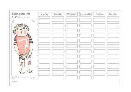 Tolle Monatliche Stundenplanvorlage Excel Galerie - Beispiel ...