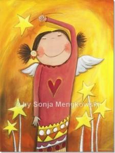 Bilder Geschenke - Schutzengel zur Geburt - Engelchen