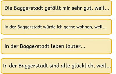 Unterrichtsmaterial Deutsch Satzanfaenge Wortmaterial