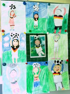 Malprojekt Grundschule Original oder Fälschung